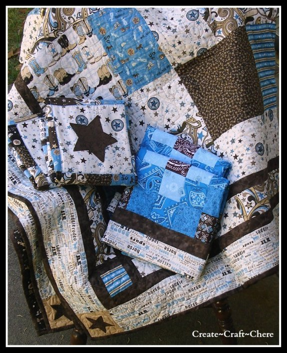 Talented Teen(s) Quilt -Post {1}  Finish Your Crafts