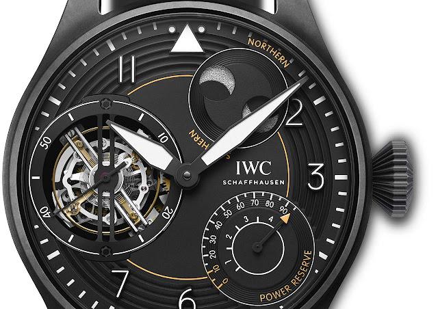 "IWC Big Pilot's Watch Constant-Force Tourbillon Edition ""IWC Racing"" IW590501"