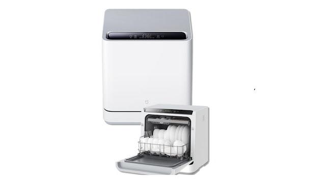 Smart Diswasher Machine