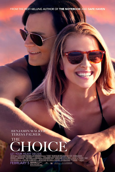 Poster Of The Choice 2016 720p BRRip Full Movie Download