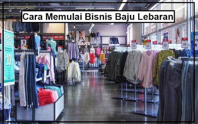 bisnis baju lebaran