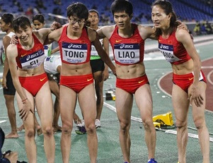 China grabbed 3 gold,3 silver & 3 bronze medals at 2019 World Athletics Championships in Doha,