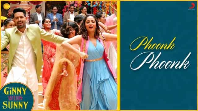 फूँक फूँक Phoonk Phoonk Lyrics In Hindi - Neeti Mohan