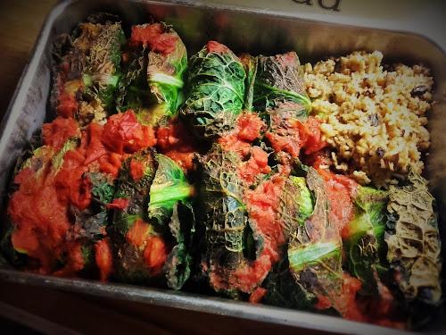 Syrisches Abendessen Auch Für Gäste Frau Blau Kocht Vegan