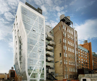 Luxurious New York Residential Building