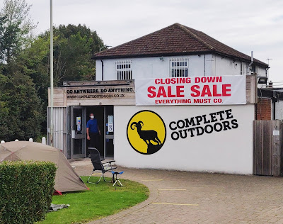 Complete Outdoors - Closing Down Sale