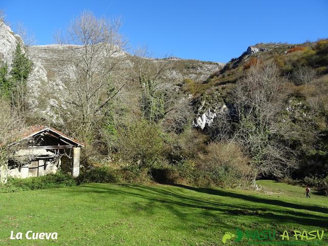 La Cueva, Marabio