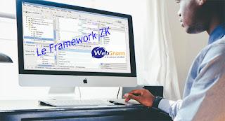 Afrique, Sénégal, Dakar, WEBGRAM, ingénierie logicielle, programmation, développement web, application, informatique : Le Framework de ZK