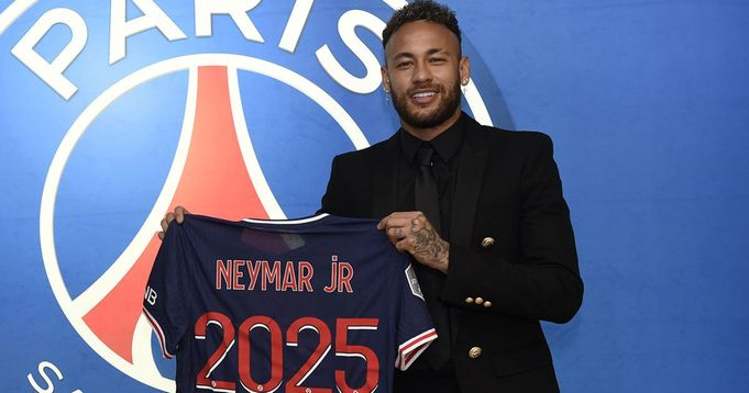 Details of Neymar's astonishing contract at PSG revealed