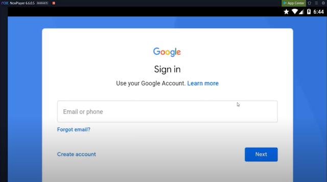تشغيل جوجل بلاي 2020