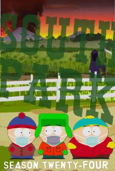 South Park 24ª Temporada Torrent - WEB-DL 720p/1080p Legendado