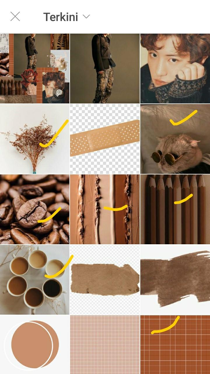 Tutorial Membuat Walpaper Aesthetic Picsart Tutorial Tutorialduaenam