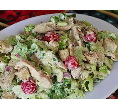 how to make chicken salad at home