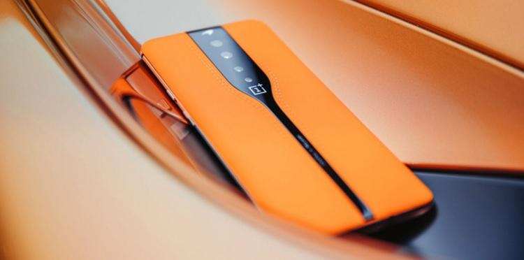 OnePlus McLaren-inspired Concept Phone