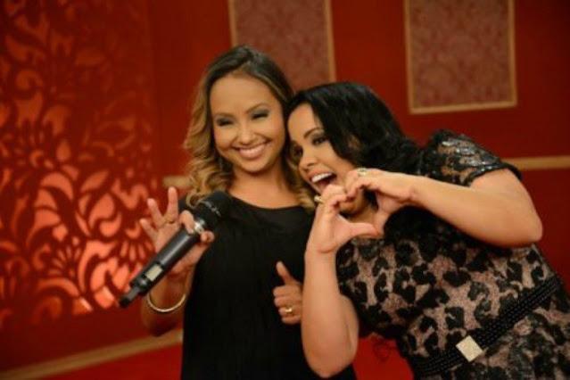 Cassiane e Bruna Karla fazem dueto na regravação de 'Com Muito Louvor'