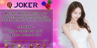 Situs Info Judi Sakong Online Terbaik dan Terpercaya QJoker - SakongPro.com
