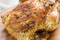 Instant Pot Faux-tisserie Chicken #healthy #recipe