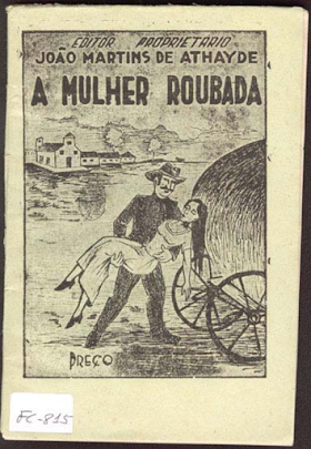 A Mulher Roubada - Leandro Gomes de Barros