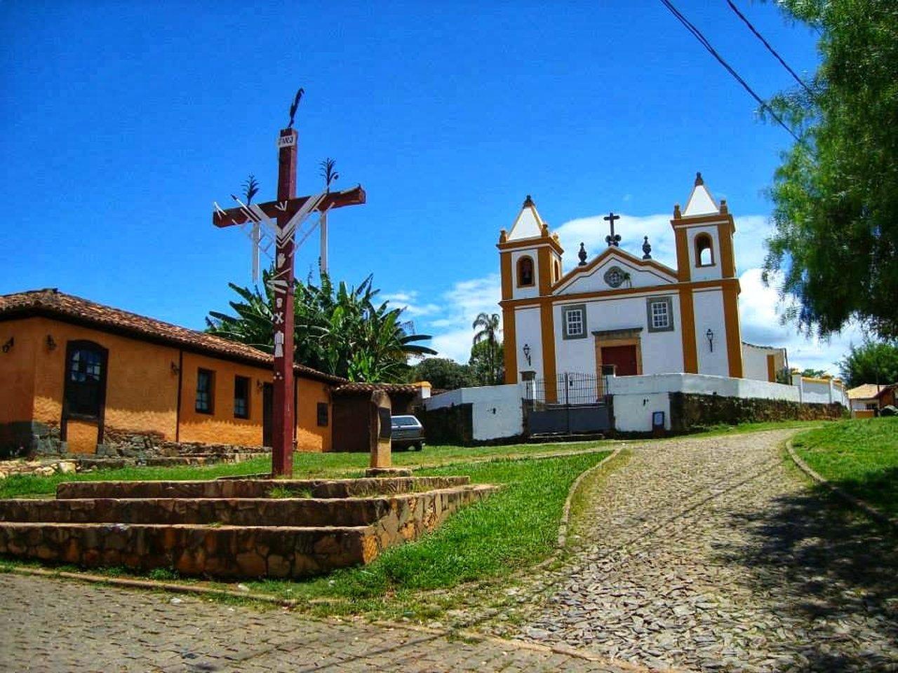 Bichinho, Prados, Estrada Real