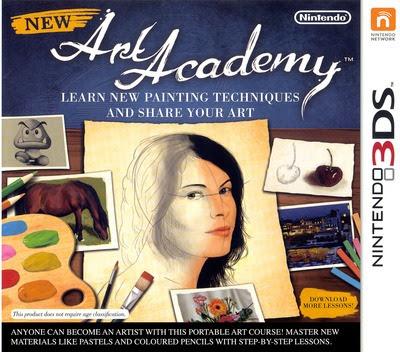 New Art Academy | El Gamer 3DS Cia