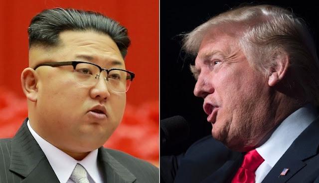 Trump declares North Korea 'sponsor of terror'