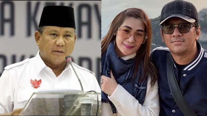 Erin Taulany Istri Andre Taulany Resmi Dipolisikan Karena Dianggap Hina Prabowo