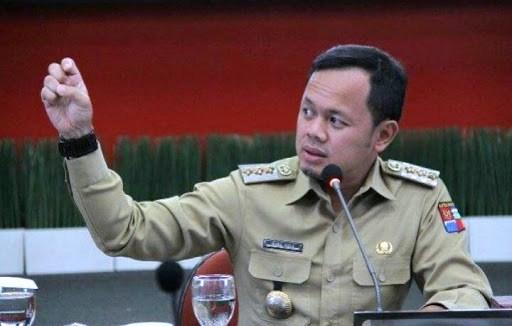 Walikota Bogor Bima Arya Positif Terinfeksi Virus Corona