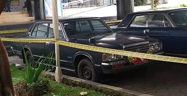 Toyota Corona RT100 Gubernur Yogyakarta