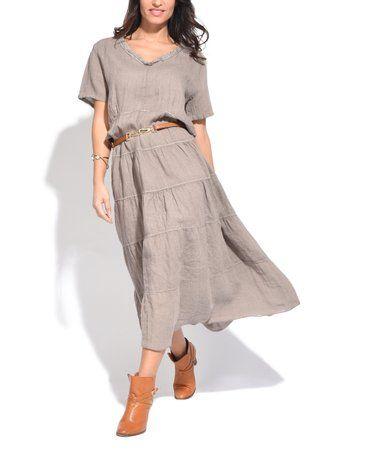Zulily - Elegant Gypsy Boho Clothing - FLUORES