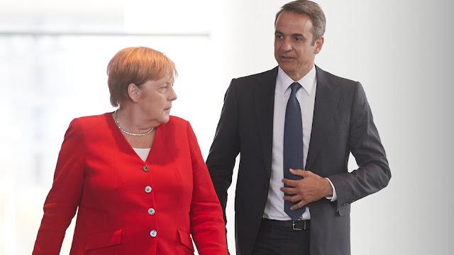 Η Μέρκελ «αδειάζει» τον Μητσοτάκη και επισκέπτεται τον «απομονωμένο» Ερντογάν