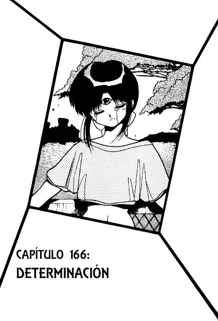 3x3 Eyes Manga Capítulo 166: Determinación
