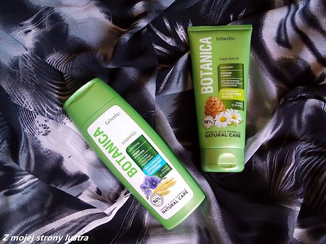 kosmetyki do włosów faberlic botanica