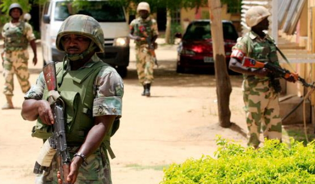 nigerian troops resist boko haram