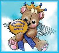 Stitchy Bear Facebook Winner