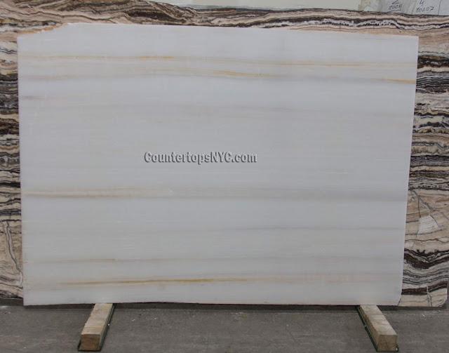 Onyx Dolomiti Honed Slab NYC 2cm