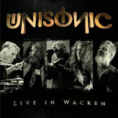 """Η live εκτέλεση του ομώνυμου τραγουδιού των Unisonic από το album """"Live in Wacken"""""""