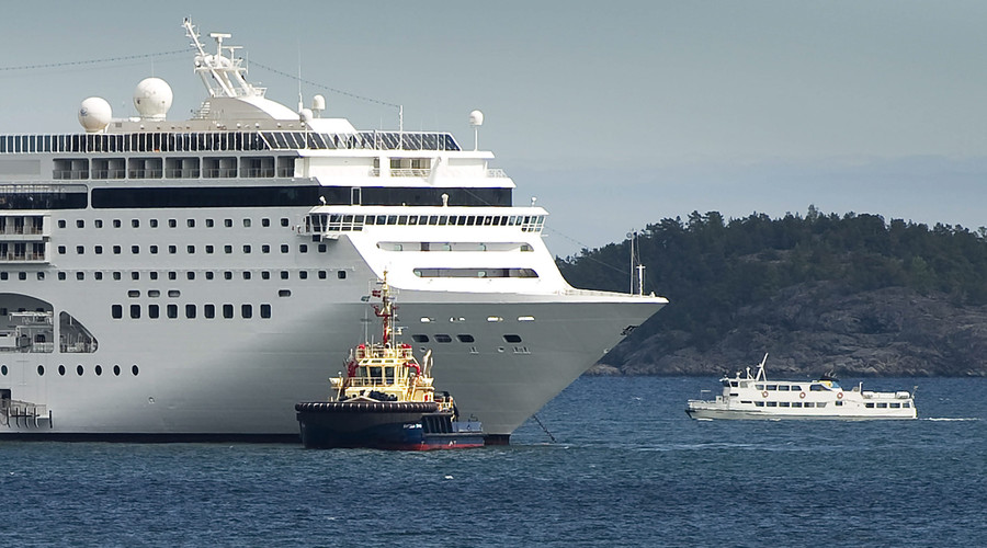 Swedish Cruise Ship