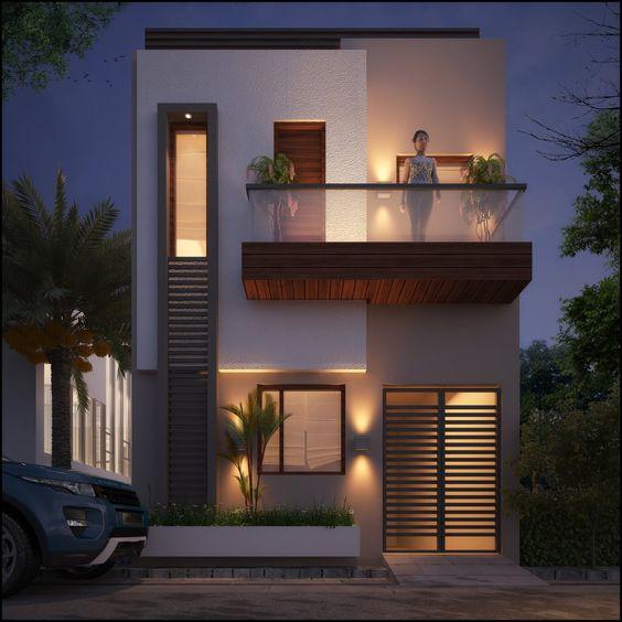 Fachadas de casas reciclar e decorar blog de decora o e for Fachadas de casas para segunda planta