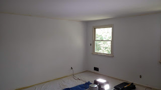 Wallpaper Removal and Interior Painting in USC
