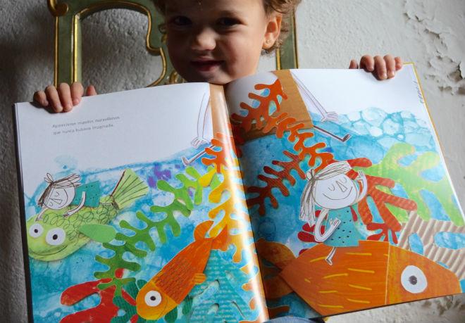 libro infantil Vacío de Anna Llenas, educación emocional