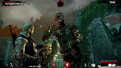 تحميل لعبة زومبي ارمي 4 Zombie Army 4 Dead War للكمبيوتر برابط مباشر مجانا