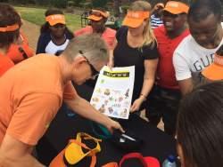 Team Building Johannesburg Zoo