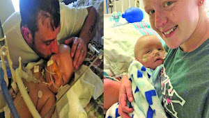 Bayi yang mati otaknya hidup kembali, Tuhan melakukan mukjizat, kata ibu