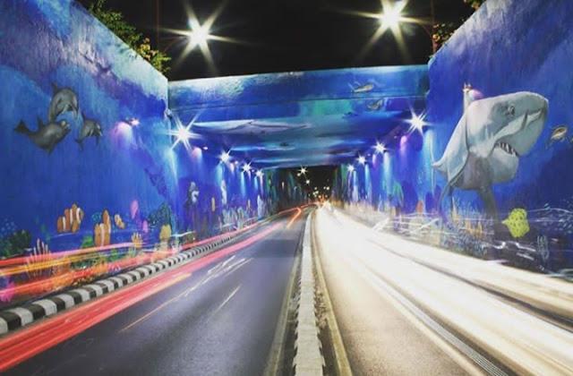 Underpass Bandar Lampung