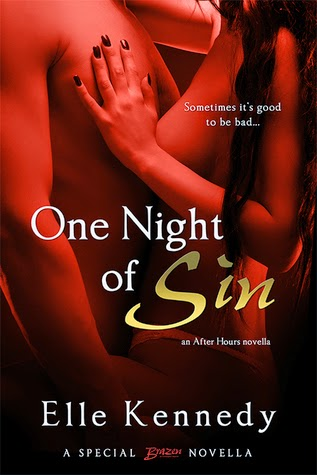 One Night of Sin by Elle Kennedy