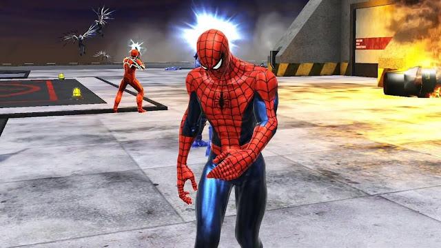 Imagem do Spider-Man: Web of Shadows