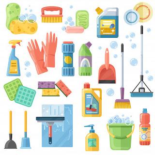 Beres-Beres Sampai Bersih, Kegiatan Positif Saat Diam Di Rumah
