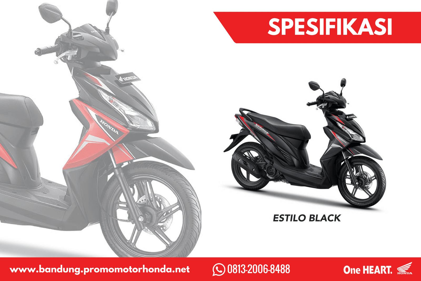 Kredit Motor Honda Vario 110 Bandung New Esp Cbs Grande White Kota Semarang Spesifikasi