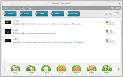 Aplikasi Convert Video PC - 1