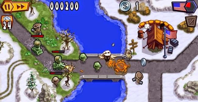 Jogo para Android Guns'n'Glory WW2